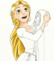 Tangled Montage so far by Ellwell