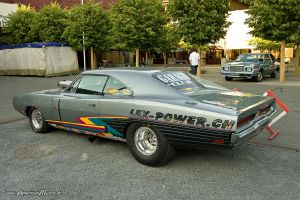 Pro Street Charger by AmericanMuscle