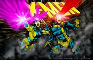 Xmen Wallpaper by Ta2dsoul