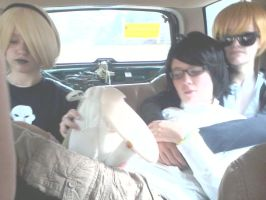 The Backseat by Fainting-Ostrich
