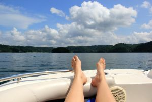 Boating in Tennessee 6 by RiaBunnie