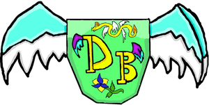 Emblem of the Divine Bladers (beyblade) by Grifessa