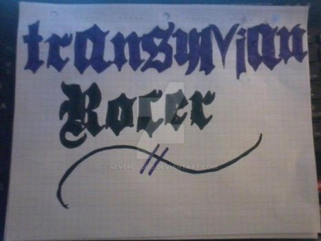 Transylvanian Rocker 2 by 4EverCloud