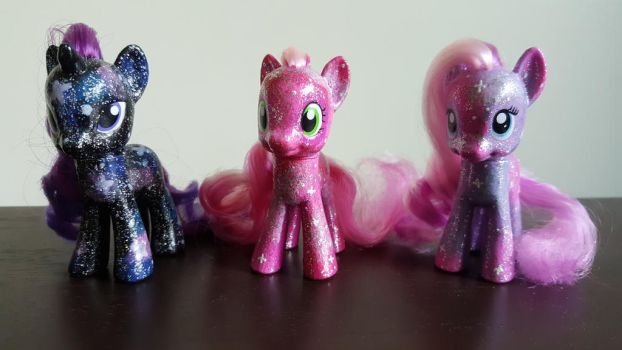 My Galaxy Custom Pony Collection by princessahagen