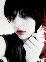 Maybe a Darker Shade of Red by snap-crackle-amy