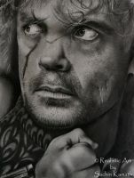 TYRION THE IMP by realisticartsachin