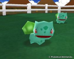 Two Bulbasaur by BulbasaurRanch
