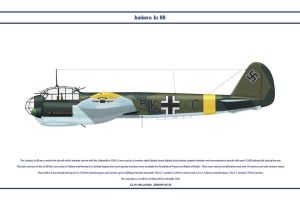Ju 88 A-4 KG3 1 by WS-Clave
