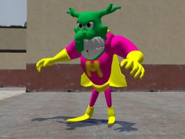 Booger Meister In Garry's Mod! by SuperSmashBrosGmod