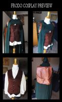 Frodo Cosplay Preview by dahowbbit