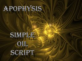 Simple Oil Script by shaun-rules-4eva