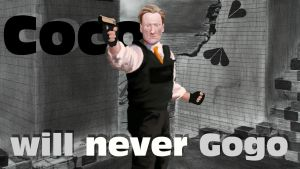 Coco will never Gogo by kproductions