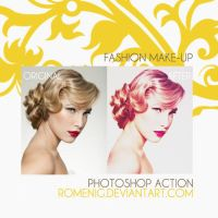 Fashion MakeUp Action by Romenig