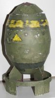 Mini Nuke from Fallout 3 by SarienSpiderDroid