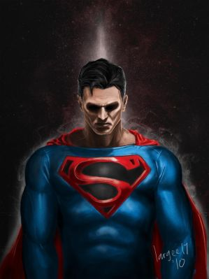 SUPERMAN by largee17