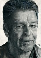 John Noble - Walter Bishop by th3blackhalo