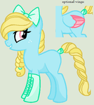 simply southern inspired pony auction OPEN by Tannienopeplz