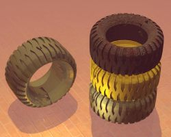 Tyres by JustDippin