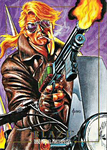 Marvel Masterpieces Series 1 1992 Card Set - Blaze by anubis55