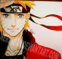 naruto by Nersseanchan