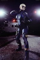 Cassie Cage - Special forces by Narga-Lifestream