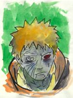 Obito 3 - Experiment by karrimu