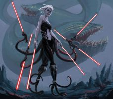 Sith Ursula by Phill-Art