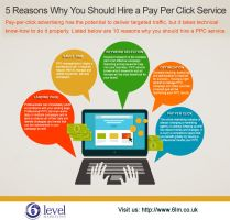 5 Reasons Why You Should Hire a Pay Per Click Serv by Alicemaryabc