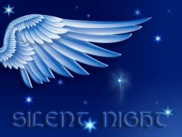 Silent Night Wallpaper by archaetypes