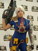 Cable - Wizard World Philly2 by CptTroyHandsome