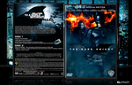 The Dark Knight DVD Cover by elcrazy