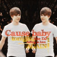 Cause baby tonight by BieberPop