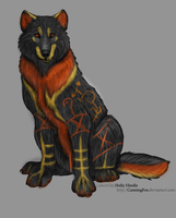 Ori- New FurStyle Practice by NeonDefined