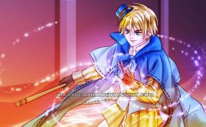 APH: His 'secret weapon' by xiaoyugaara