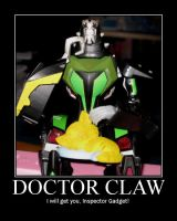 Dr. ClawLockdown by Dolomineater