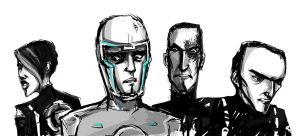 Tron Uprising, Frenemies by elieri