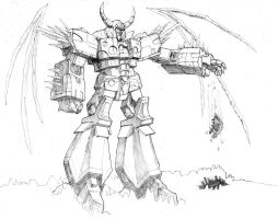 Unicron by TGping