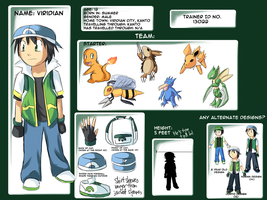 Trainer ID - Viridian - ref by totodos