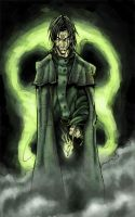 Severus Snape... death eater by vritraforever