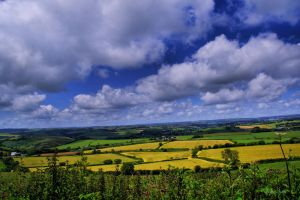 England's Green and Pleasant Land by Deb-e-ann