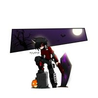 Halloween contest entry by KiljoyQ