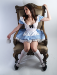 Alice In Wonderland 3 by BelleEtoile