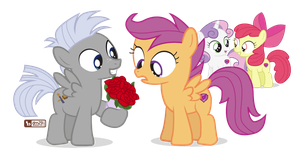 I Brought You These! by dm29