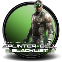 splinter cell blacklist icon 1 by SidySeven