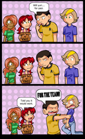 team by AceroTiburon