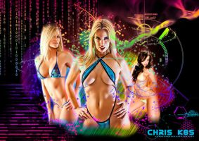 hot girls by Christos85k