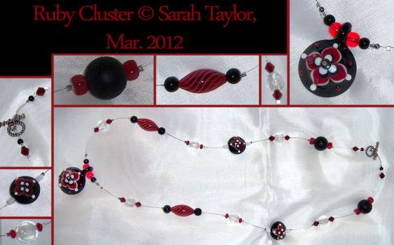 Jewelry :: Ruby Cluster by andimccloud
