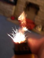 Sparks by theaaronp