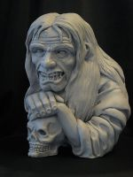 The Crypt-Keeper by Blairsculpture