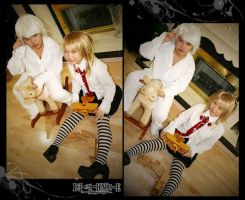 death note : play time II by kim-tram
